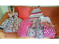Beautiful Girls' clothes 6-7 years