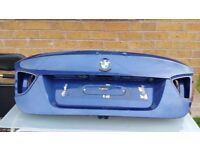 BMW 3 SERIES E90 PRE FACELIFT 2005-2008 BOOT LID IN LE MANS BLUE
