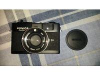 Konica Auto S3 Vintage Camera 35mm