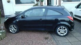 Vauxhall corsa sxi 1.2 petrol 80000 miles and 12 months mot