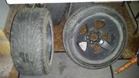 tires rims chevy s10 extreme