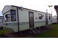 Caravan in northwales for hire