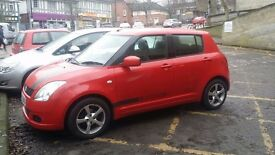 Suzuki Swift (05 plate)
