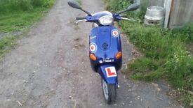 PIAGGIO VESPA ET2 50cc