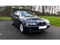 BMW E39 530I TOURING - RARE MANUAL