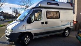 2005 AUTO-SLEEPERS PEUGEOT BOXER sussex marquis diesel. Excellent condition .4 travelling seats