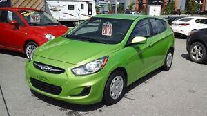 2013 Hyundai Accent L, 5 PORTES AUTOMATIQUE
