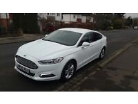 2016 Ford Mondeo 1.0 Eco boost pco ready not Toyota Prius, ford s max , Galaxy, Volvo, e class