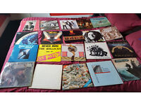 """Vinyl record collection LPs,EPs and 7"""" single- OFFERS"""