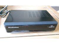 Manhattan Plaza HD-S2 Freesat HD HDMI Digital Digital Satellite Receiver