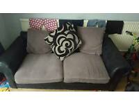 **free need gone asap!*** 3 +2 seater sofas