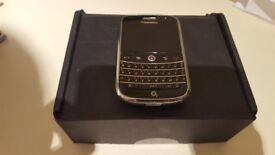 Blackberry Bold 9000 Smartphone Boxed Unlocked to All Network.