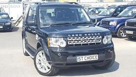 LAND ROVER DISCOVERY 2012