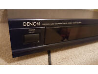 Denon Stereo Tuner Precision Audio Component