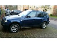 BMW X3 56 plate For Sale