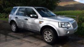 Landrover Freelander 2. Diesel 20071