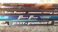4 fast and furious movies