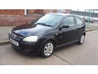 REDUCED..CORSA..DIESEL.1.3...2004...MOT APRIL18..MINT INSIDE OUTSIDE..PERFECT QUIET RUNNER