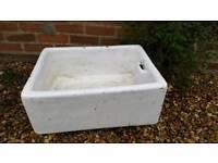 Large butler sink ideal garden planter