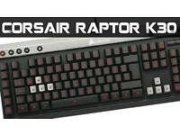 Raptor K30 Gaming Keyboard