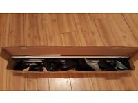 Genuine ford mondeo saloon roof bars from 2000-2007