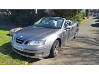 **REDUCED**saab convertible 2,0lT £1700 **(price drop to sell)** quick sell.
