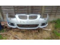 BMW 3 SERIES - LCI - MSPORT- FRONT BUMPER - E92 E93 - COMPLETE