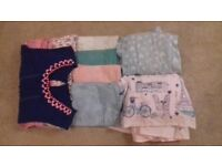 Girl's summer clothes bundle (age 12-13)