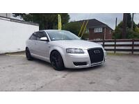 Silver Audi A3 1.9 TDI REMAPPED WITH EXTRA FEATURES