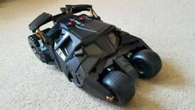 BATMAN Electronic Tumbler/ Batmobile