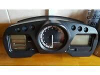 Honda blackbird clocks