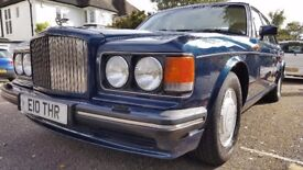 For Sale Rare Excellent Condition Bentley Turbo R