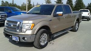 2011 Ford F-150 Lariat 4X4 | One Owner | Tow Pkg Kitchener / Waterloo Kitchener Area image 3