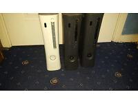Xbox 360 Consoles Job Lot Untested