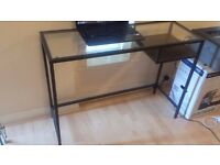 Table for laptop or storage