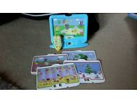 Peppa Pig little tv with remote