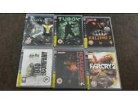 11 playstation 3 games PS3