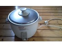 Rice Cooker. Kenwood