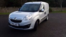 2015 COMBO Van Panel Van Diesel Manual 1.2 Excellent condition 22K miles ONE OWNER **VAT**