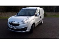 2015 COMBO Van Panel Van Diesel Manual 1.2 Excellent condition 22K miles ONE OWNER **VAT**