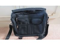 Large Double Laptop Bag & Document Case
