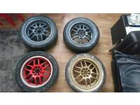 For sale genuine work rsb wheels