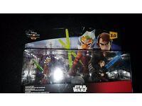 Disney infinty 3.0 starwars figures new