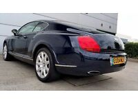 2004 | Bentley Continental 6.0 GT | KEYLESS START/KEYLESS ENTRY |TV | SATNAV |2016 KEYFOB |SPARE KEY