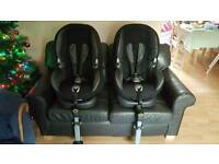 Maxi Cosy Priori ISOFIX Group 1 Forward-facing Carseat twins