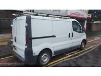 Excellent Van - Vauxhall Vivaro 2005 - low mileage 103k - 1 year mot - Mechanically fit -