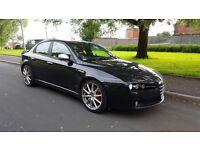 **Rare Alfa Romeo 159 2.4 JTDM Ti Q4 Trip gearbox with Paddle Shift (210 BHP) 6 speed..Long Mot**