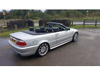 BMW 318ci m sport Convertible