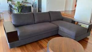 Jasper King Living Modular Couch (Premium Fabric) - RRP $7700