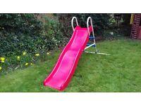 childs outdoor slide